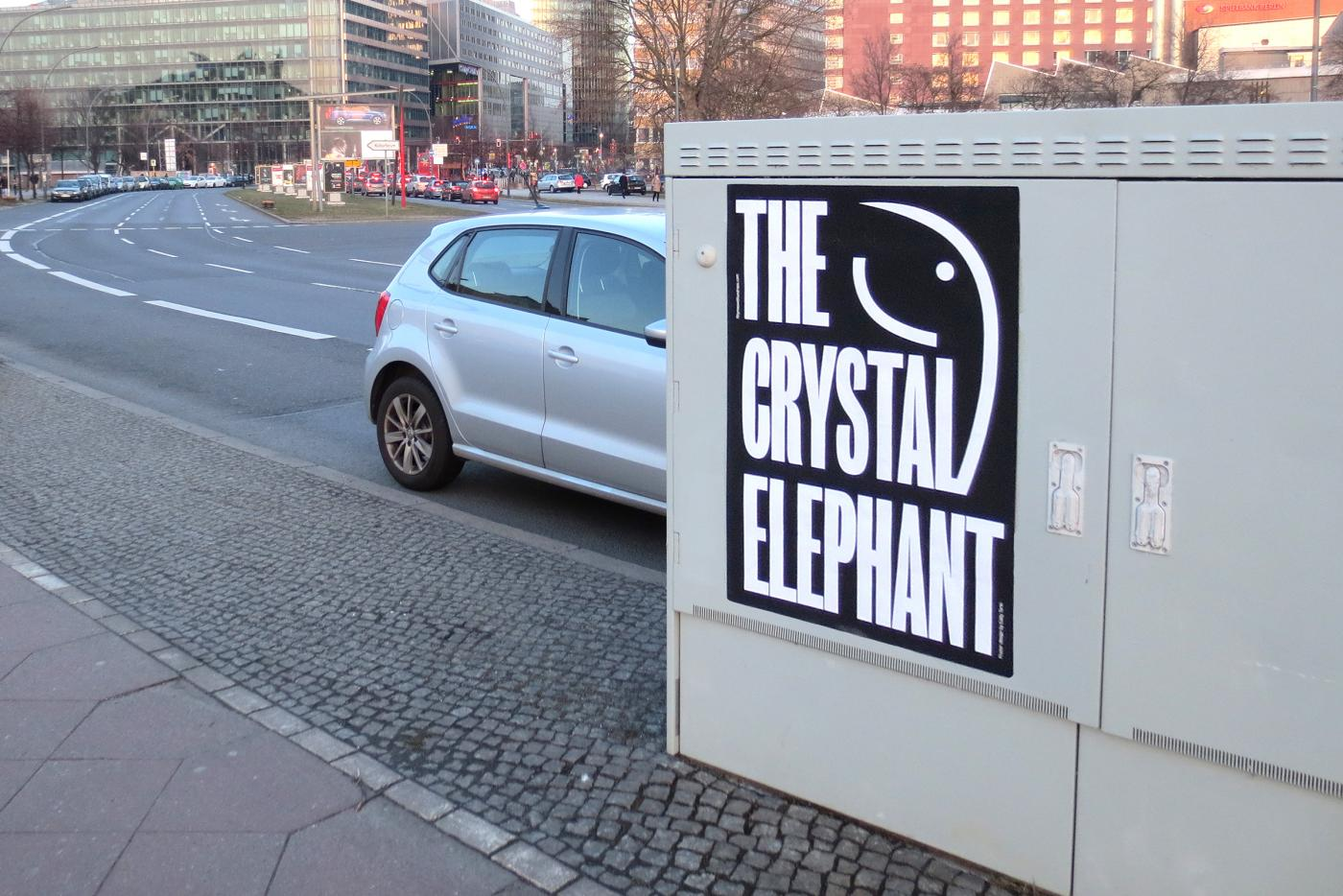 the crystal elephant berlin