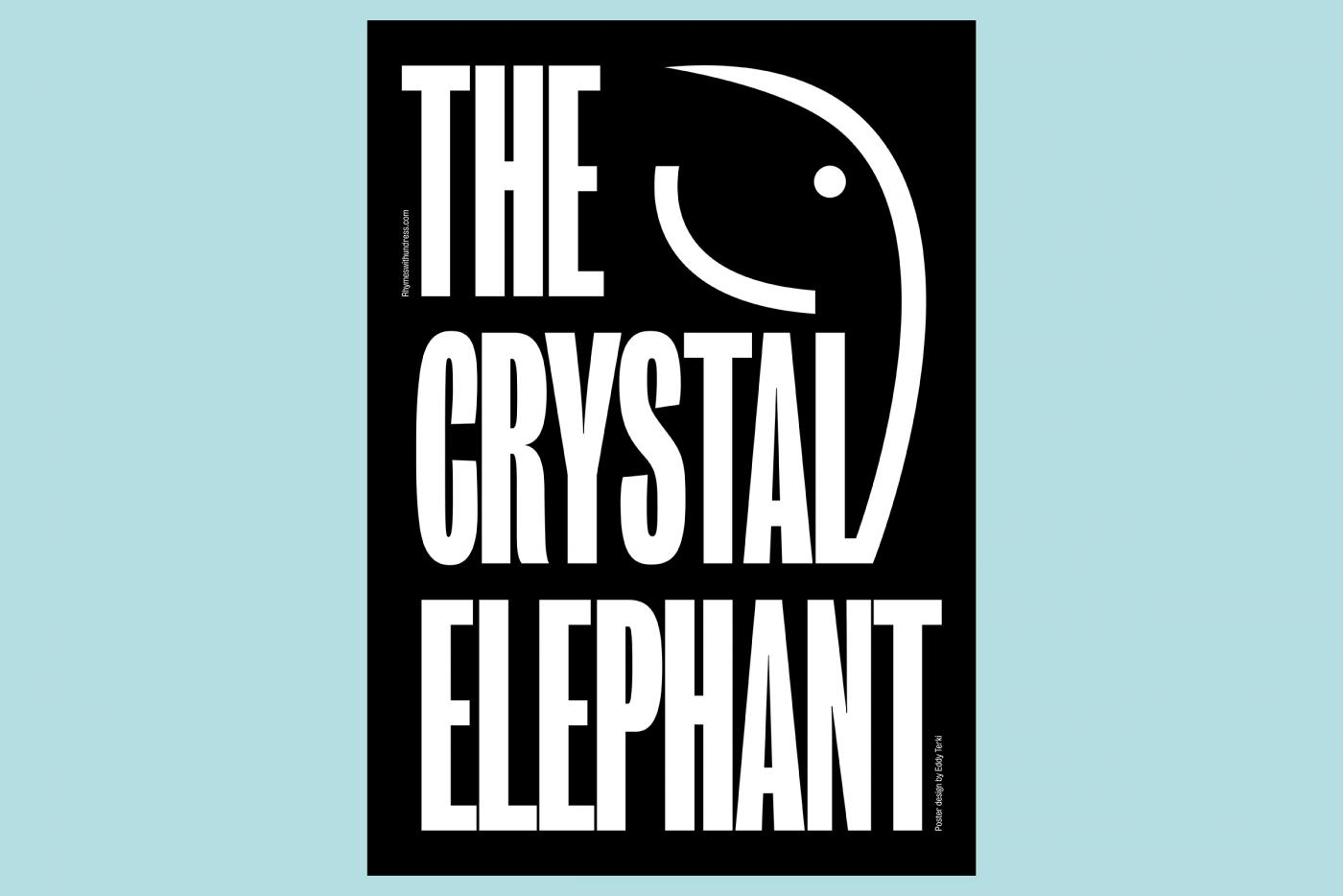Eddy terki the crytal elephant